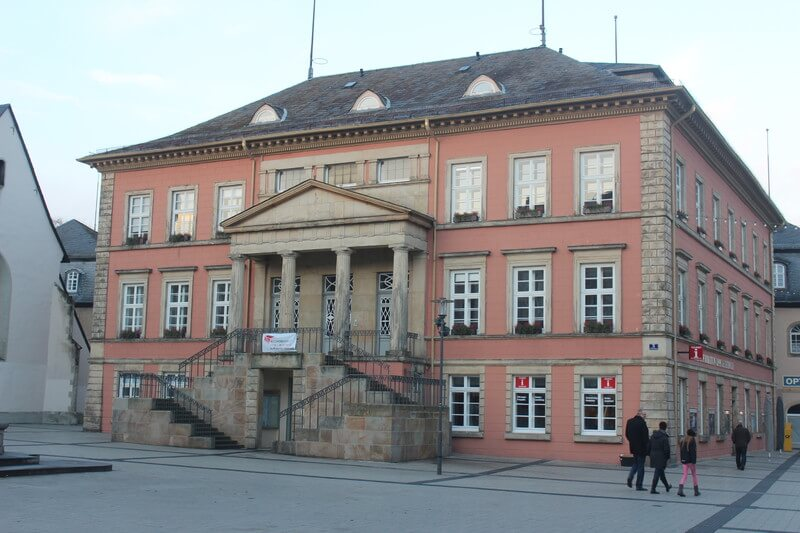Rathaus Detmold
