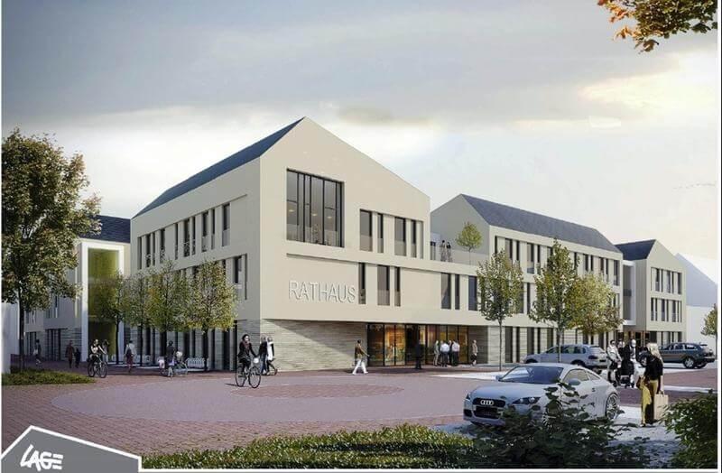 Lagenser Forum eingeweiht